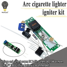 DC3-5V DIY Kit High Voltage Generator Arc Igniter Lighter Ki