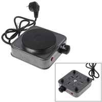 Mini Electric Stove Coffee Heater Plate 500W Multifunctional Home Appliance Kit