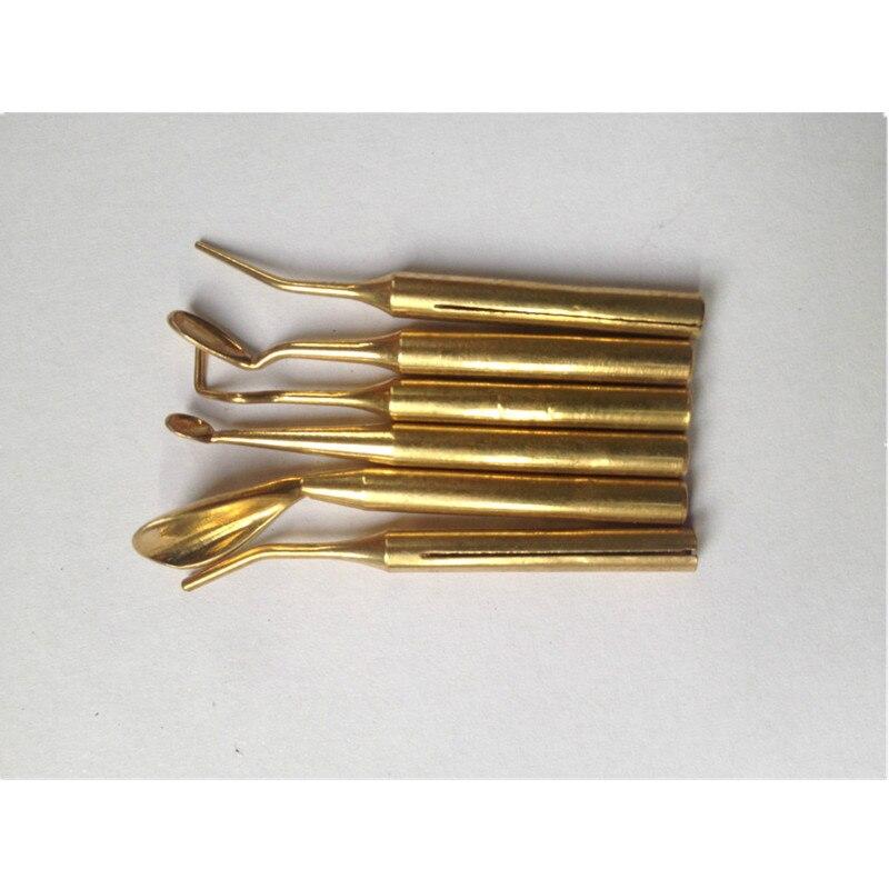 1set Dental Lab Elektrische Wax Carving Pen elektrische apparaten carving en molding wax patronen-in Gebit bleken van Schoonheid op  Groep 3