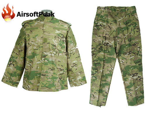 Men Combat Field Shirt Long Cargo Pant Hunting Airsoft Ghillie Suit Camouflage Clothes Military BDU Tactical Uniform Set men combat field shirt long cargo pant hunting airsoft ghillie suit camouflage clothes military bdu tactical uniform set