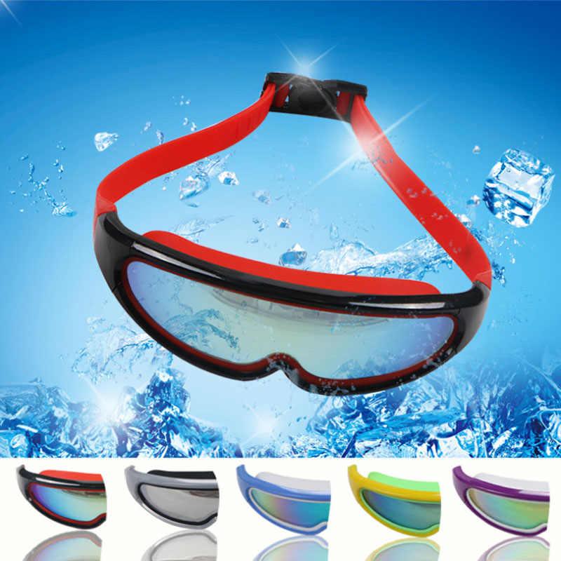 Nieuwe Zwemmen bril anti fog Volwassen Professionele arena zwembril Eyewear natacion water bril piscina zwembril