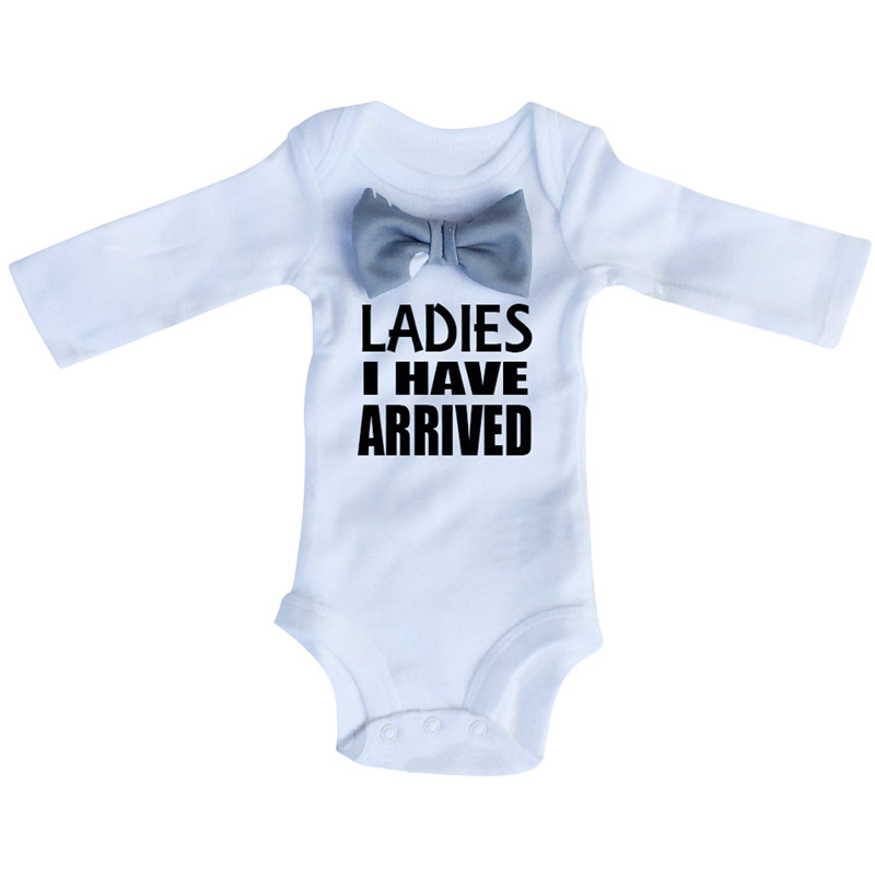 2018 Autumn Newborn Cute Funny Baby Boy Girls Newborn Infant Romper Bodysuit Outfit Clothing Romper Outfits Birthday Jumpsuits 1