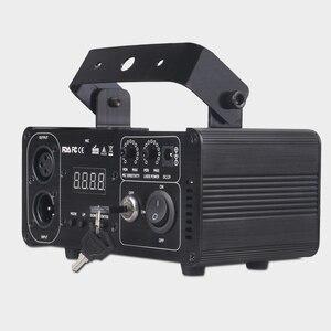 Image 3 - ALIEN projecteur Laser à distance, vert 50mw, éclairage professionnel DMX 512, Scanner, lumière pour spectacle pour Disco DJ
