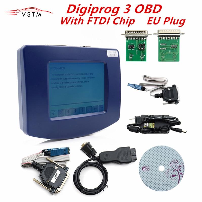 Digiprog III V4.94 Digiprog 3 FTDI Chip FT232BT A++ OBD2 ST01 ST04 cable odometer correction tool Digiprog3 Change mileageDigiprog III V4.94 Digiprog 3 FTDI Chip FT232BT A++ OBD2 ST01 ST04 cable odometer correction tool Digiprog3 Change mileage
