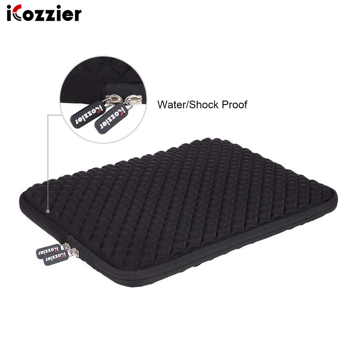iCozzier <font><b>Laptop</b></font> portable Bag Sleeve Notebook <font><b>Case</b></font> for Dell HP Asus Lenovo Macbook 13 14 15 <font><b>15.6</b></font> inch Cover for Retina Pro <font><b>15.6</b></font> image