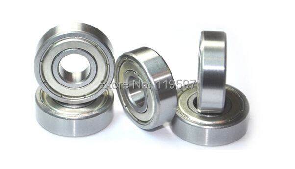10PCS MR148 <font><b>MR148ZZ</b></font> ball bearing <font><b>8*14*4</b></font> mm deep groove ball bearing image
