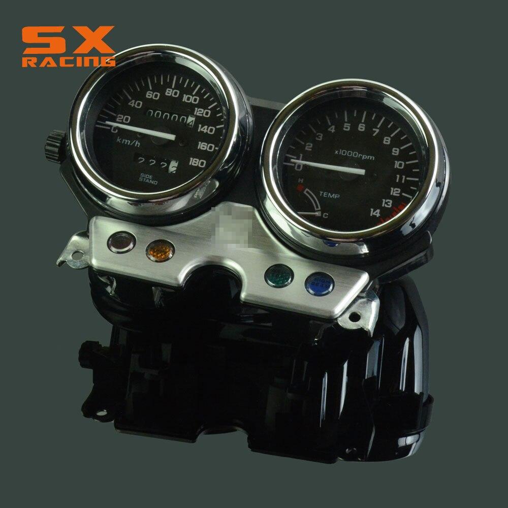 цена на Motorcycle StreetBike Speedometer Gauge Meter Tachometer Gauges For HONDA CB400 CB 400 1992-1994 1992 1993 1994