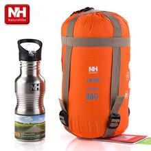 NatureHike Neue Ankunft Im Freien Umschlag Ultraleicht Wandern Camping Mini Ultra Kleine Größe 1900mm x 750mm Schlafsack
