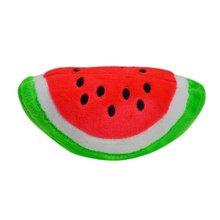 Pet Chew Squeaker Plush  Fruits & Vegetables Toys