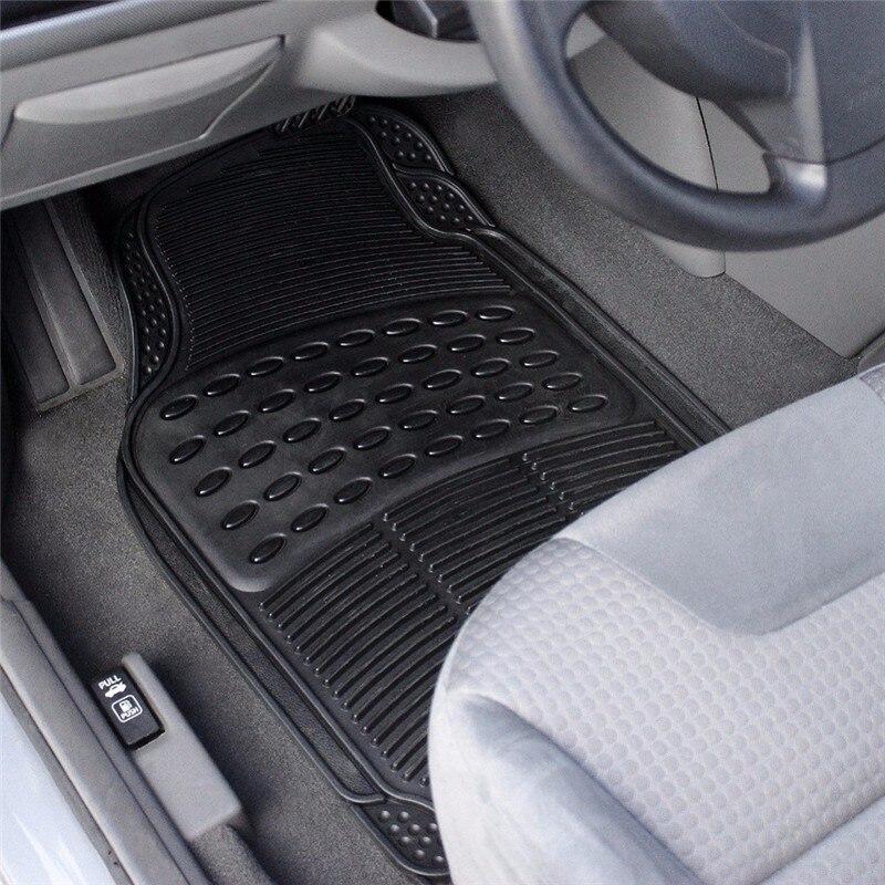 Rubber Universal Car Mats FRONT /& REAR
