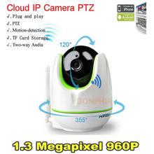 НИЗКАЯ СТОИМОСТЬ ПРОДВИЖЕНИЯ Новое Решение P2P WI-FI ip-камеры с сигнализация 960 P Motion обнаружения умный дом wifi ip-камера baby монитор