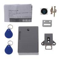 غير مرئية خفية RFID أقفال لخزائن الخفية DIY قفل قفل خزانة إلكتروني
