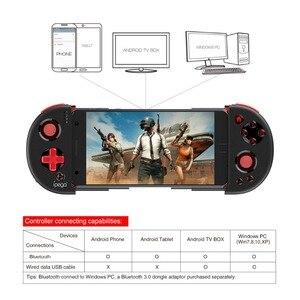 Image 2 - Bluetooth אלחוטי בקר ג ויסטיק עבור iOS אנדרואיד טלפונים חכמים טלוויזיה תיבת Windows Gamepad