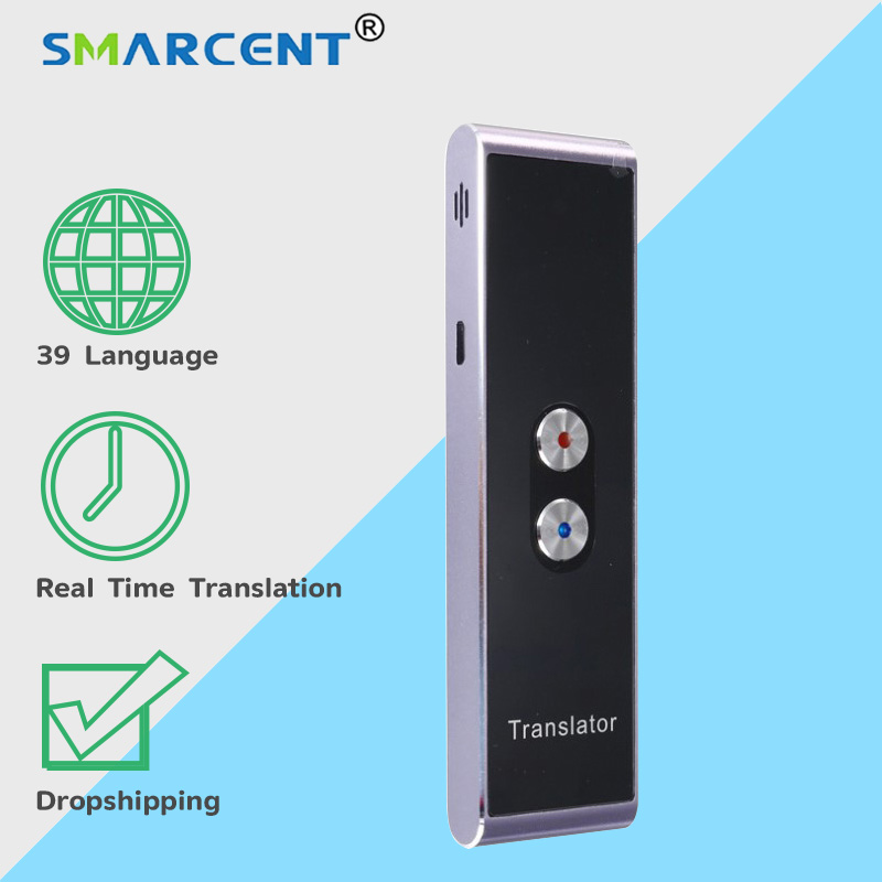 Smart Voice Translator Two-Way Real Time Speech device Interactive Translation Learning Travelling Business Meeting TraductorSmart Voice Translator Two-Way Real Time Speech device Interactive Translation Learning Travelling Business Meeting Traductor