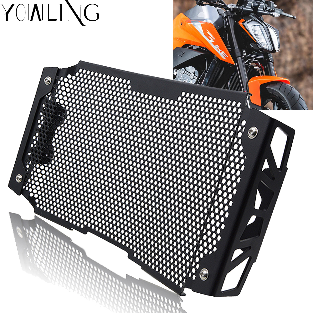 For KTM DUKE790 Duke 790 Duke 2018 Radiator Guard Grill Protector Cover Parts Motorbike Parts Motorcycle