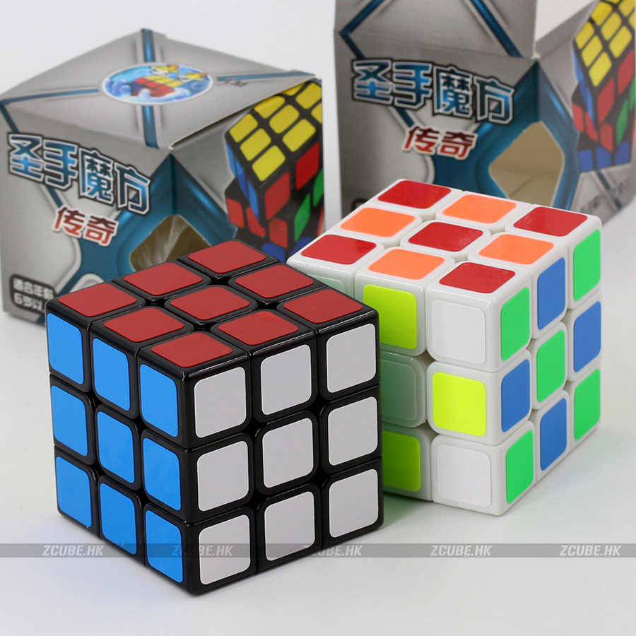 Magic Cube Puzzle ShengShou SengSo Legend ChuanQi 56mm 3x3x3 3x3 Professional Speed Cube Educational Toys Game Gift