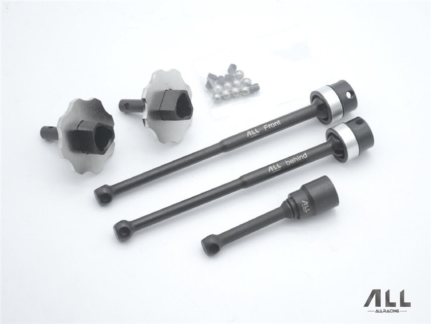 HEAVY DUTY REAR DRIVE SHAFT AND CUP SET For LOSI DBXL
