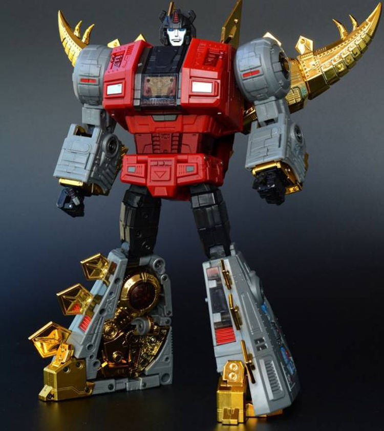 цена [Show.Z Store] FansToys FT-06 Sever IRON DIBOTS NO.3 G1 Masterpiece Reissue MP Transformation Action Figure Instock