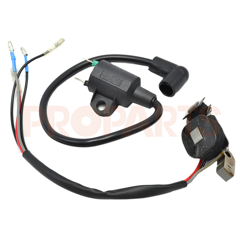 Ignition Coil Magneto Stator Coil Generator Fit For Yamaha Generator Engine ET650 ET950 Parts 495 4100 diesel engine spare parts generator magneto