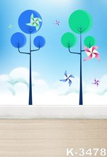 fond photographie Children Theme Photographic Digital Backdrops 5ft*7ft Baby/Kids Backgrounds Photo Studio For Wedding Fundo
