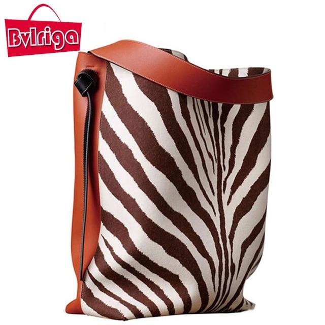 a3671aae8265 BVLRIGA Shoulder bags handbags women famous brands women leather handbags  big size tote bag vintage women