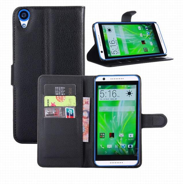 competitive price 848b6 48a1f US $4.25 |For htc desire 820 case cover ,New 2014 fashion luxury flip  Lychee leather wallet stand phone case cover For HTC Desire 820 1pcs-in  Wallet ...
