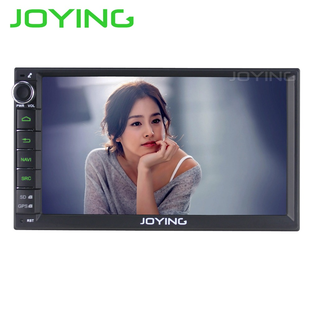 JOYING 7 PX5 2GB 16GB Android Universal Car Radio Stereo GPS Navigation 2 Din Tape Recorder