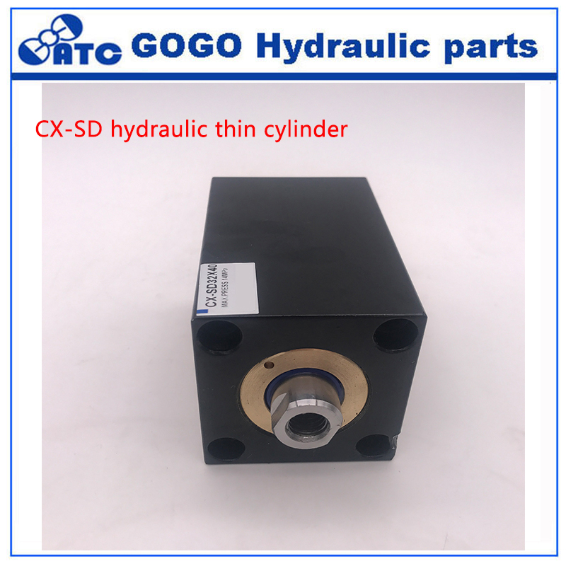 CX series of CX SD CX LA CXR SD CXR LA thin hydraulic cylinder bore 32mm
