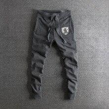 2019 new arrival Sports pants Men's casual pant Men's Korean