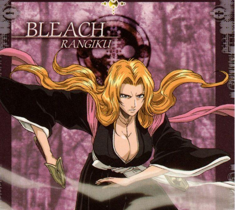 S2627 BLEACH VICE CAPTAIN OF 10TH DIVISION MATSUMOTO RANGIKU