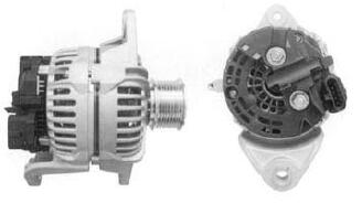 NEW 24V 110A ALTERNATOR 0124655008 CA1883 IR FOR VOLVO