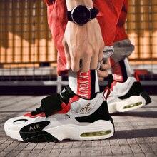 Running Shoes for Men Women Sneakers Air Cushion Athletics Sport Sneaker Light Runing Breathable Mesh (Air Mesh) Walking Shoes original xiaomi mijia freetie ultra light running shoes men s city sneaker air mesh breathable eva sole stylish casual shoes