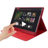 15,6 inch Touch Tragbare Monitor Full HD 1080 IPS USB C Tragbare Monitor Eingebaute Dual Lautsprecher Kompatibel mit Laptop notebook