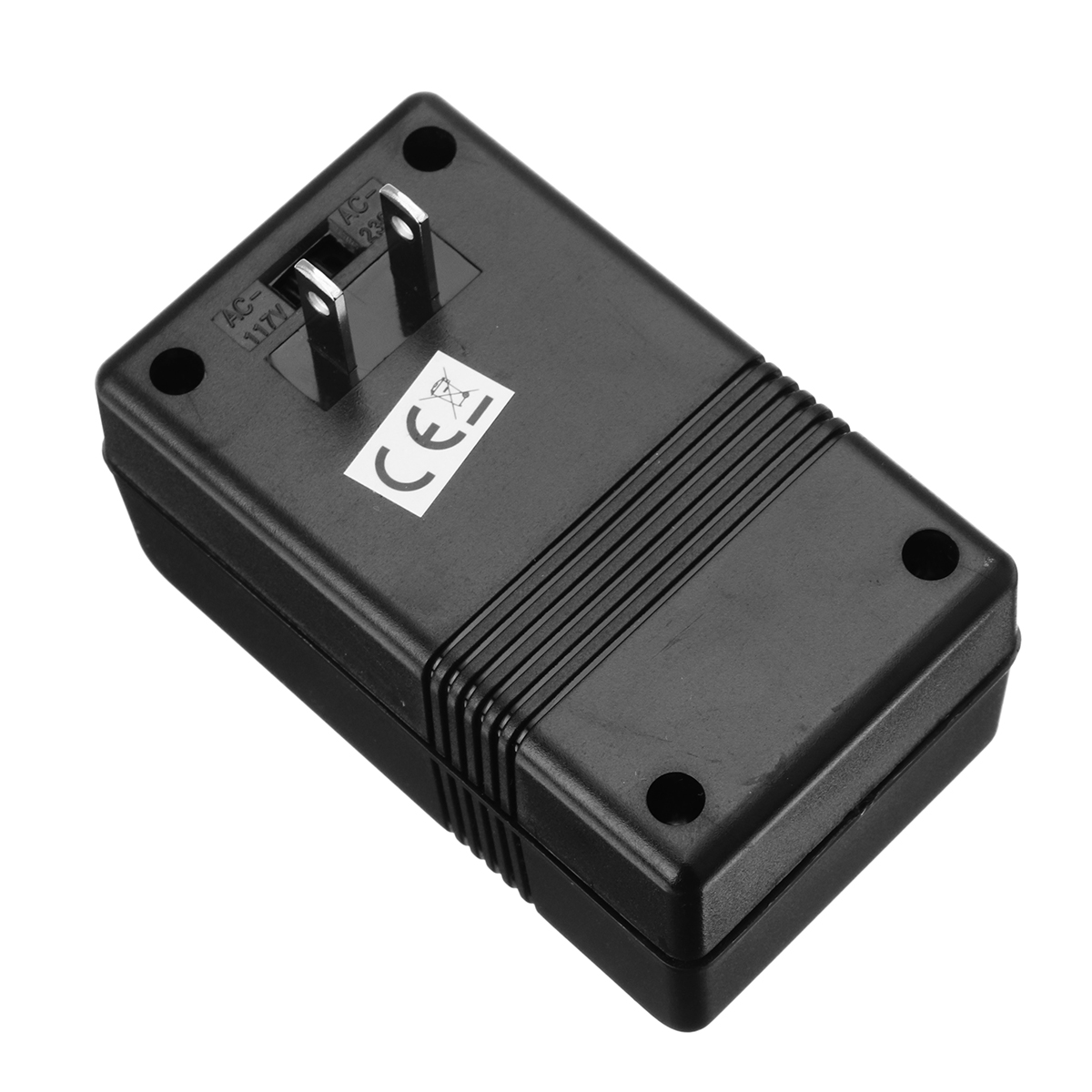 100W AC 110V to 220V 220V to 110V Power Converter Adapter Dual Voltage Converter Transformer For Electrical Appliances Travel 200watt single phase ac 220v to 110v step down travel voltage transformer volt converter adapter