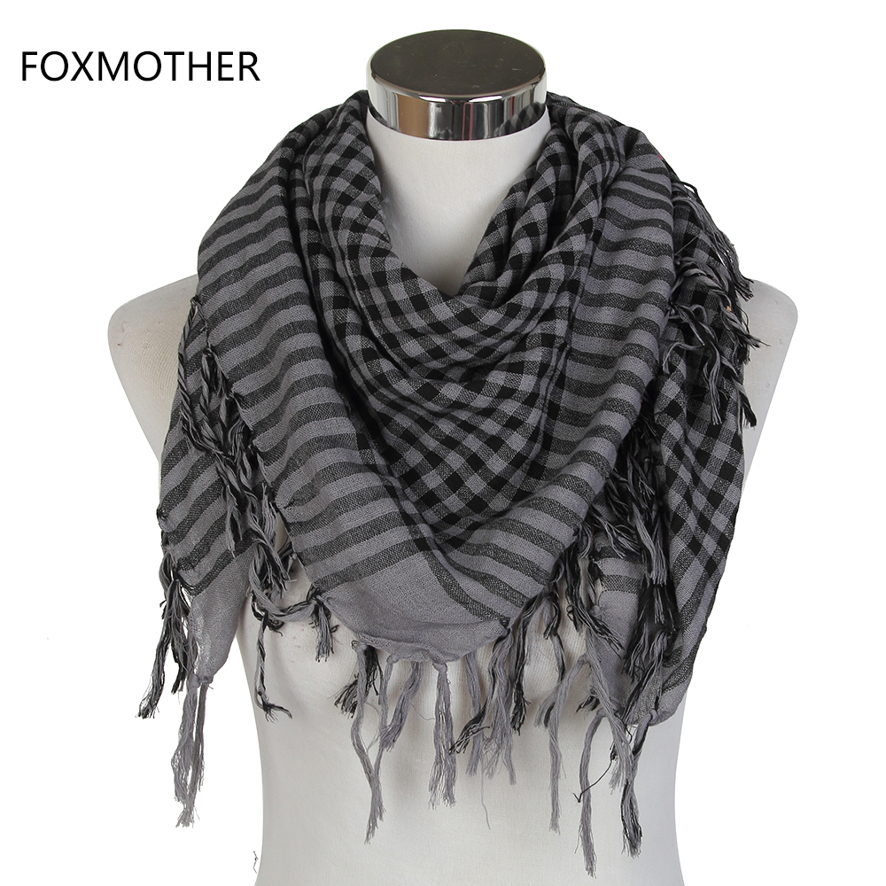 Compare Prices on Grey Plaid Scarf- Online Shopping/Buy Low Price ...