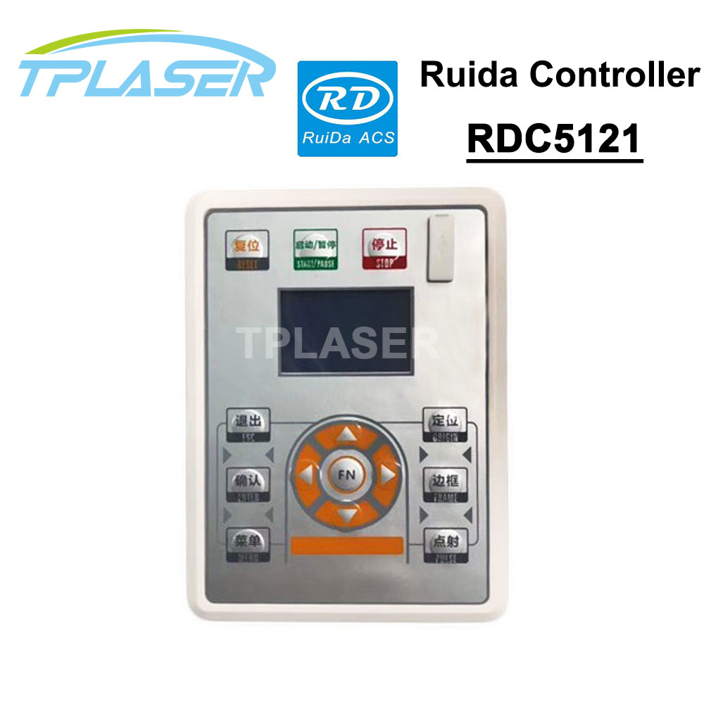 Ruida RDC5121 Lite Version Co2 Laser DSP Controller for Laser Engraving and Cutting Machine цена