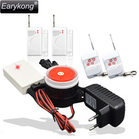 Free Shipping Wireless Alarm System Door Magnetic Detector Door Open Alarm It Is More Affordable Than
