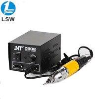 높은 전원 NT-0802 dc 전원 전기 스크루 드라이버 800 + 작은 전원 공급 장치 충전식 전기 스크루 드라이버 키트