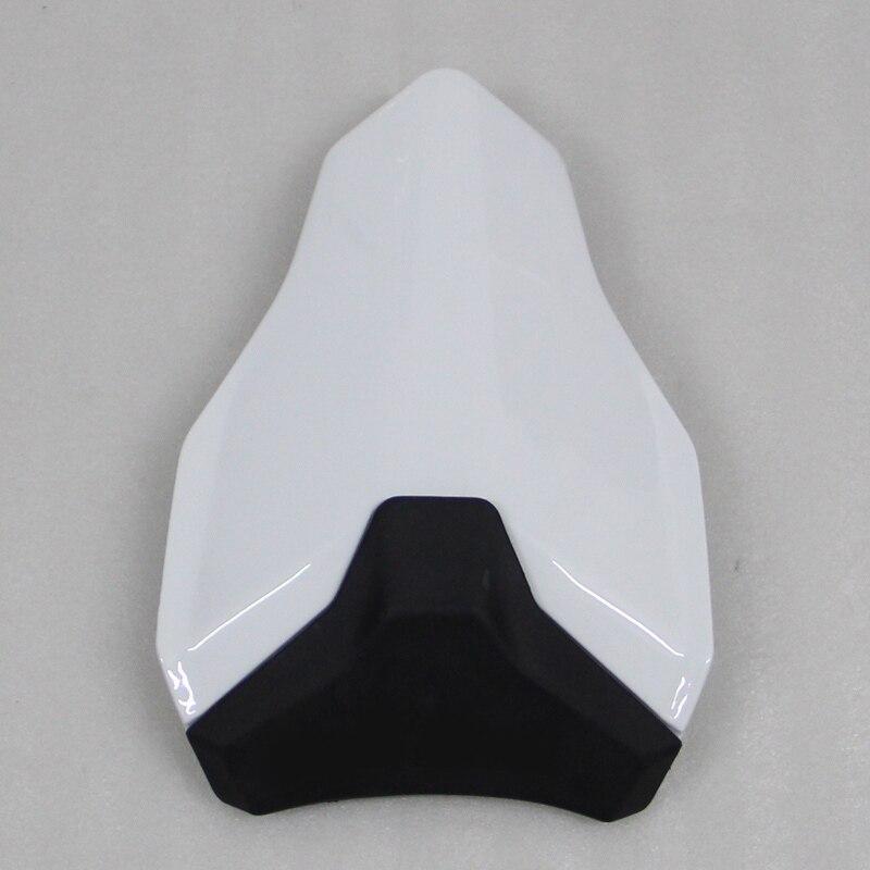 Белый горячая Распродажа ABS пластик мотоцикл заднего сиденья Крышка капота для Ducati 1098 848 1198 все годы