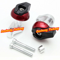 For yamaha YZF R1 2004 2005 2006 Frame Sliders Crash Pads Protector, Motorcycle Spare Parts, Red Color
