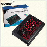 Wired Fighting Arcade Sticks Box Controller Built Games for PS3/PS4/Xbox360/XboxONE(S)/PC Joystick Control Panel