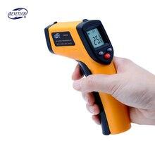Digital thermometer gun non contact laser temperature meter tester GM530 -50~530C (-58~875F) IR Laser Point Gun Pyrometer