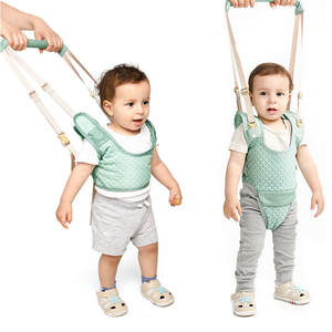 Baby Walker Toddler Harness Assistant Backpack Children Kids Walking Learning Belt Stand Up Leashes Strap Wings 10-36 Months(China)