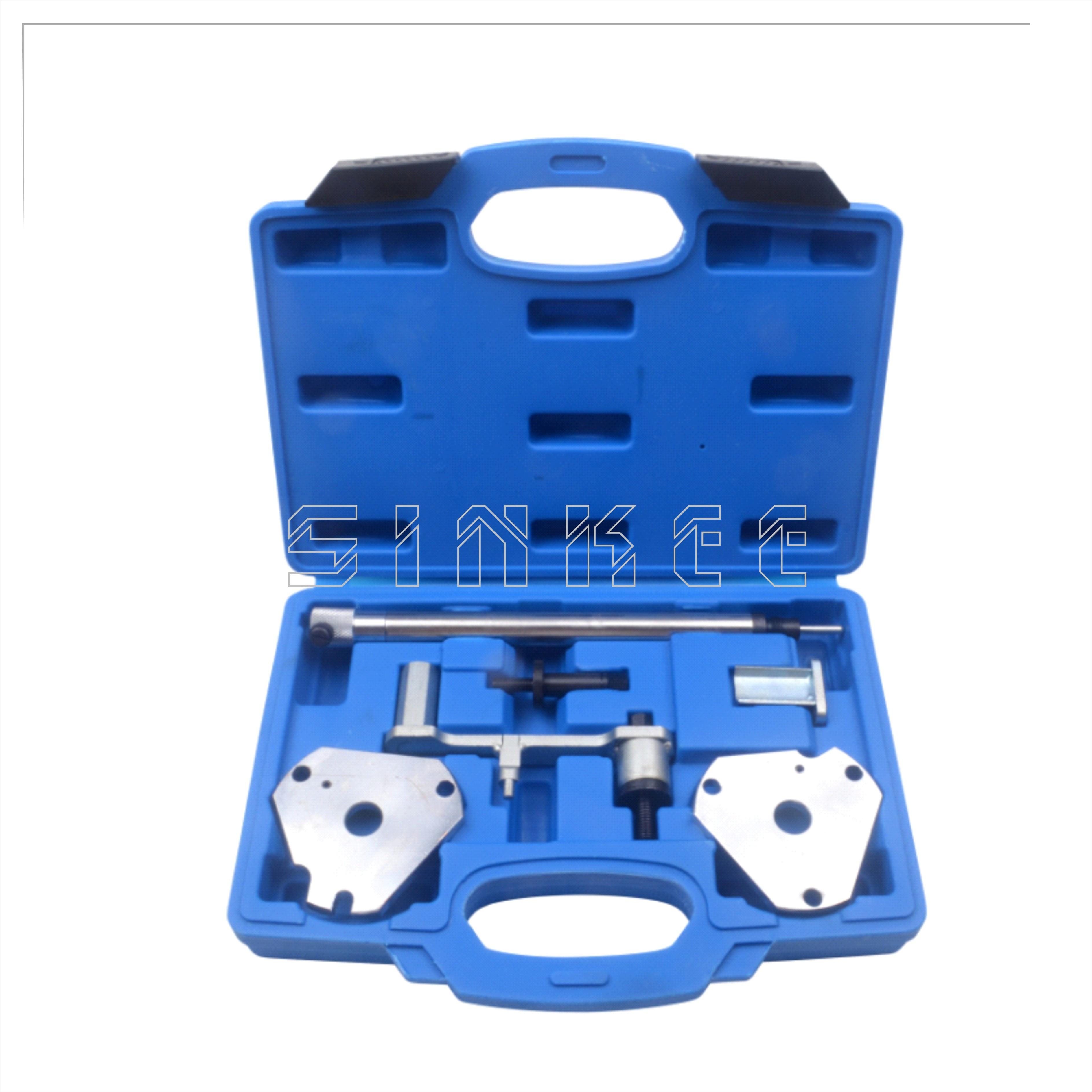 Petrol Engine Twin Cam Camshaft Timing Setting Lock Tool Set For Fiat 1.6 16v petrol engine timing setting locking kit for saab vauxhall opel v6 2 5 2 6 3 0 3 2