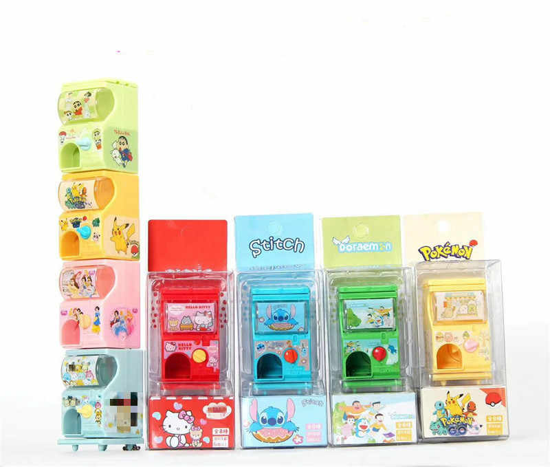 Mini Gashapon Eggtwister Anak Palm Twister Mainan