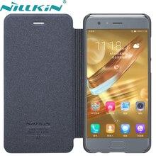 Huawei Honor 9 случае 5.15 дюймов Nillkin оригинальный Искра откидная крышка кожаный чехол для Huawei Honor 9