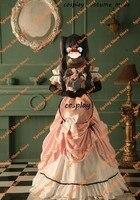 Black Butler Chief Actor Ciel Phantomhive Pink Dress Cosplay Costume