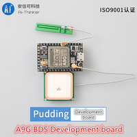 GSM GPRS GPS BDS Development Board A9G Development Board SMS Voice Wireless Data Transmission Positioning