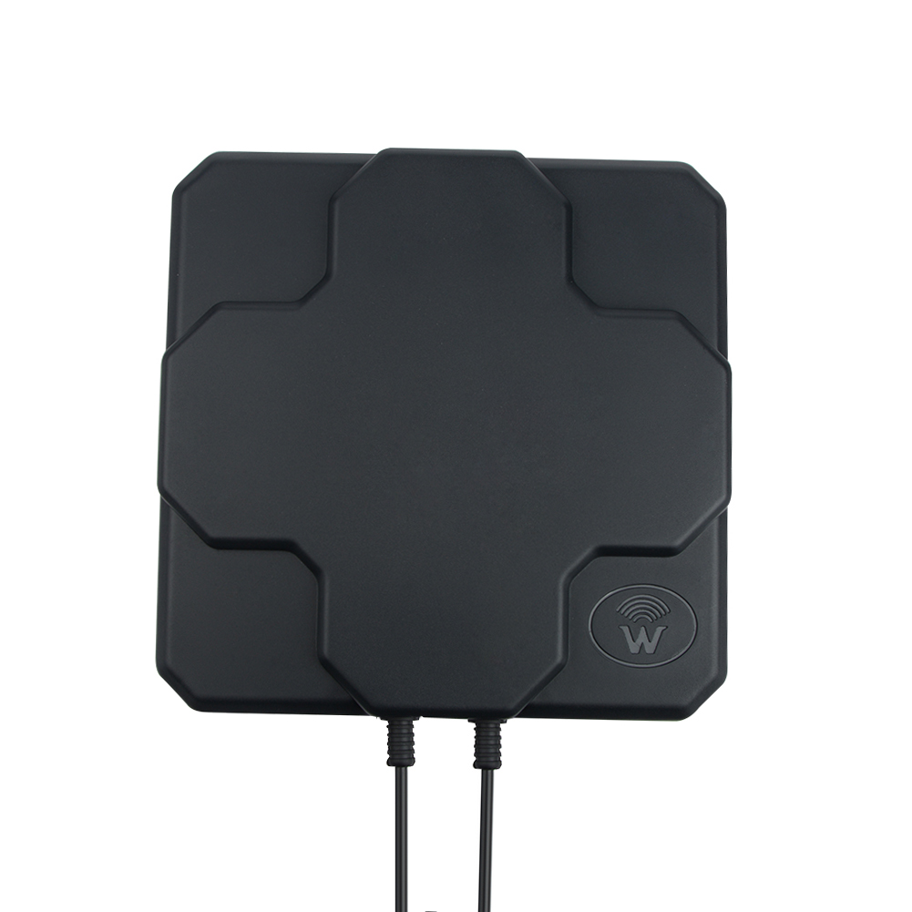 2*22dBi outdoor 4G LTE MIMO antenna,LTE dual polarization panel 