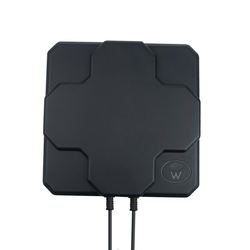 2 * 22dbi exterior 4g lte mimo antena, lte dupla painel de polarização antena sam-conector masculino